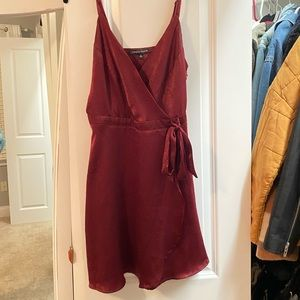 Kendall & Kylie silky dress from PacSun